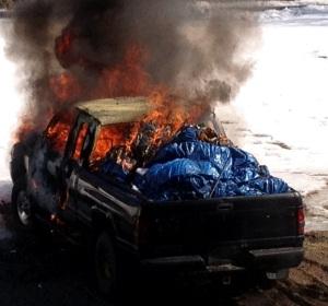Truck Fire2