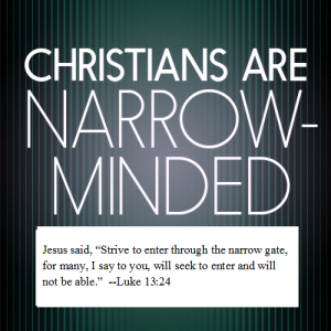 Narrow Minded 2