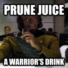 prune-juice