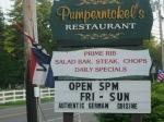 Pumpernickels-Restaurant